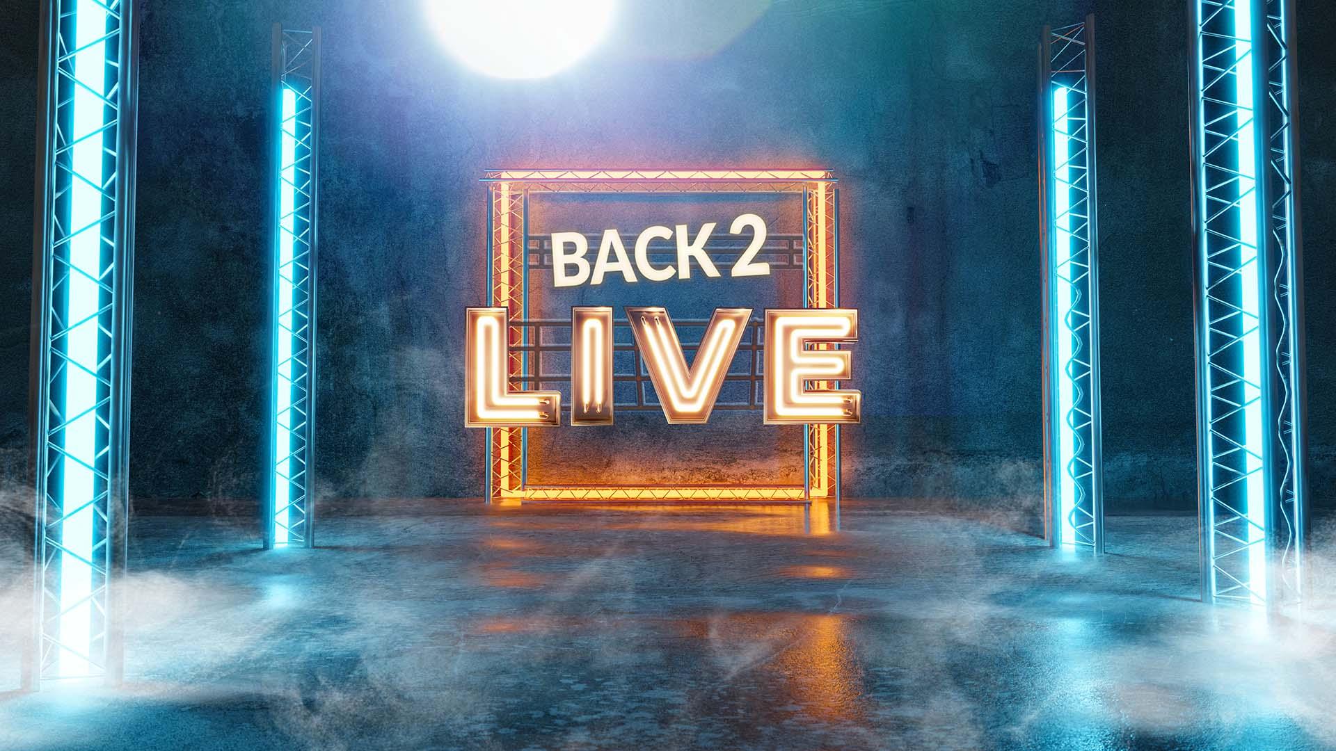 Back2Live - Live Kommunikation und Events in Zeiten von Corona